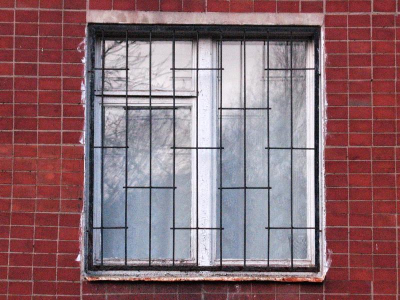Решетки на пластиковые окна своими руками